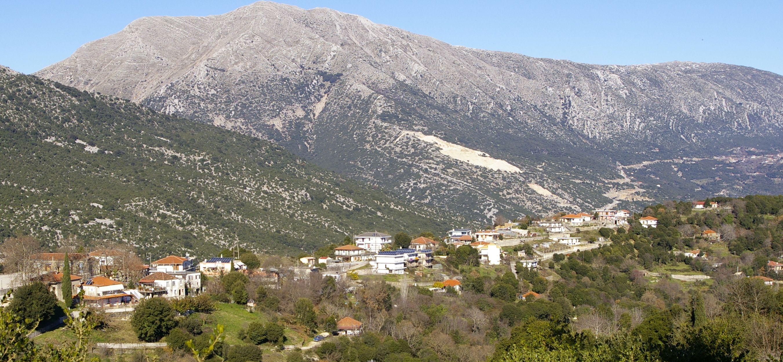 Τό κέντρο του χωριού μας